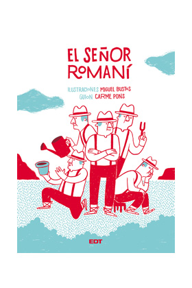 EL SEÑOR ROMANI  (COMIC)
