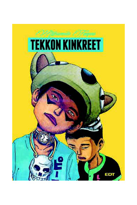 TEKKON KINKREET (EDICION CARTONE)