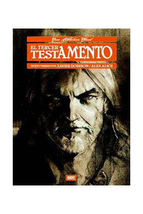 EL TERCER TESTAMENTO (DE LUXE) - ED. LIMITADA