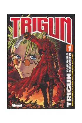 TRIGUN 01 (DE 2) COMIC)