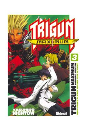 TRIGUN MAXIMUM 03 (COMIC)