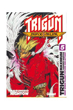 TRIGUN MAXIMUM 05 (COMIC)