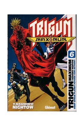 TRIGUN MAXIMUM 06 (COMIC)