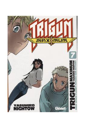 TRIGUN MAXIMUM 07 (COMIC)