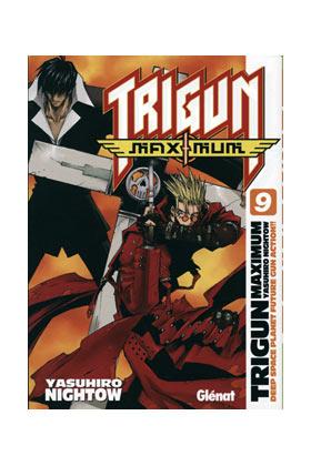 TRIGUN MAXIMUM 09 (COMIC)