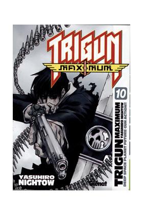 TRIGUN MAXIMUM 10 (COMIC)