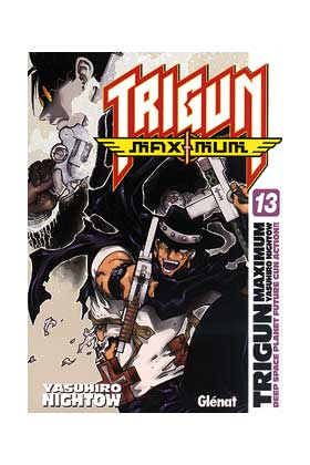 TRIGUN MAXIMUM 13 (COMIC)