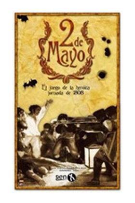 2 DE MAYO - JUEGO DE TABLERO