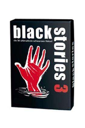 BLACK STORIES 3 - JCNC