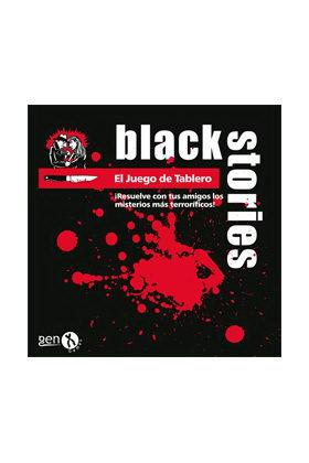 BLACK STORIES: EL JUEGO DE TABLERO