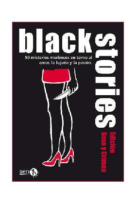 BLACK STORIES: EDICION SEXO Y CRIMEN - JCNC