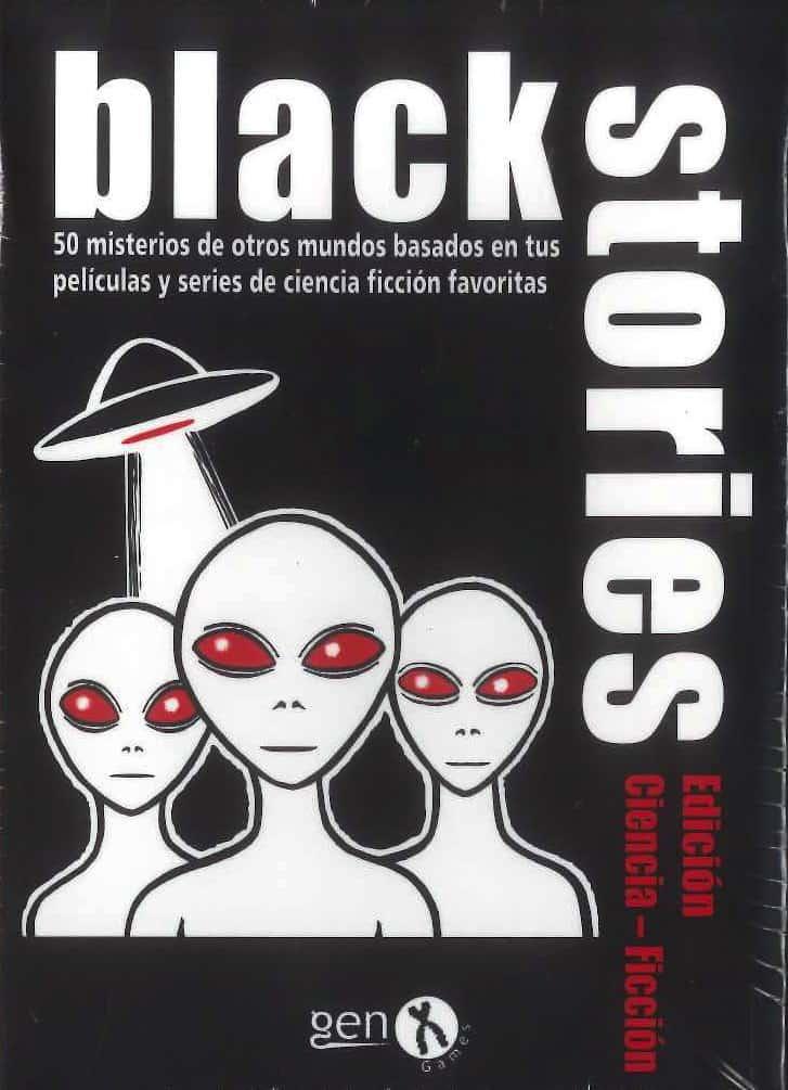 BLACK STORIES: CIENCIA FICCION