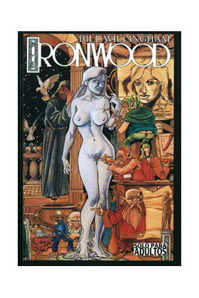 IRONWOOD (COMIC)