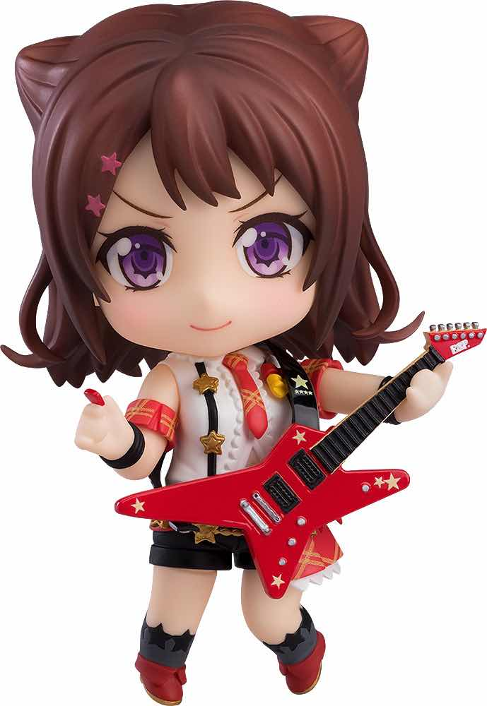 KASUMI TOYAMA STAGE OUTFIT VER. FIGURA 10 CM BANG DREAM GIRLS BAND PARTY NENDOROID