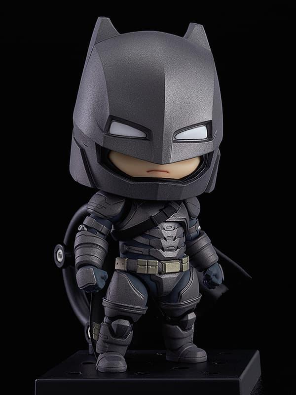 BATMAN JUSTICE EDITION FIGURA 10 CM BATMAN V SUPERMAN DAWN OF JUSTICE NENDOROID