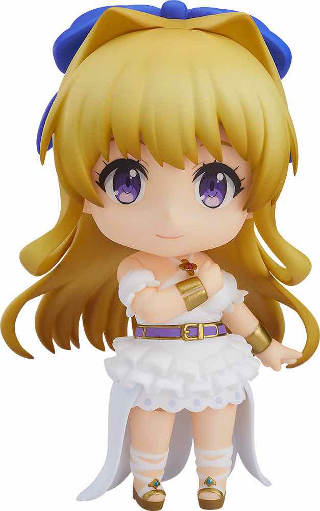 RISTARTE FIGURA 10 CM CAUTIOUS HERO: THE HERO IS OVERPOWERED BUT OVERLY CAUTIOUS NENDOROID