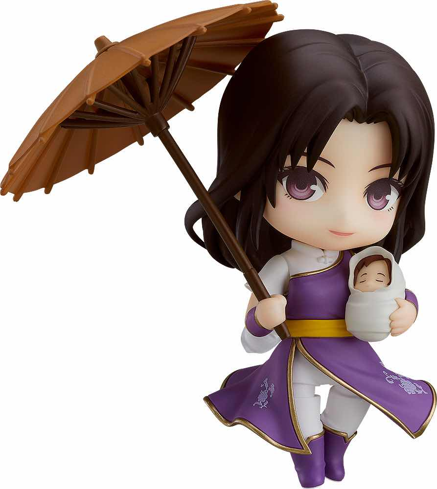 LIN YUERU VER. DELUXE FIGURA 10 CM CHINESE PALADIN SWORD AND FAIRY NENDOROID