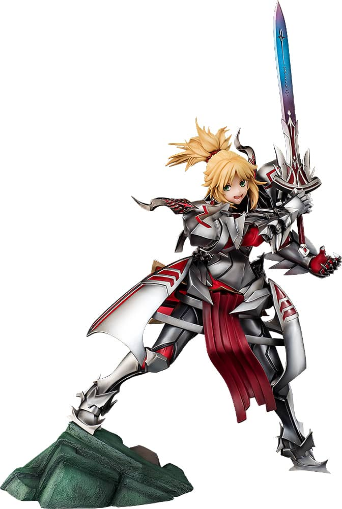 SABER OF RED MORDRED FIGURA 32 CM FATE APOCRYPHA 1/8 SCALE FIGURE