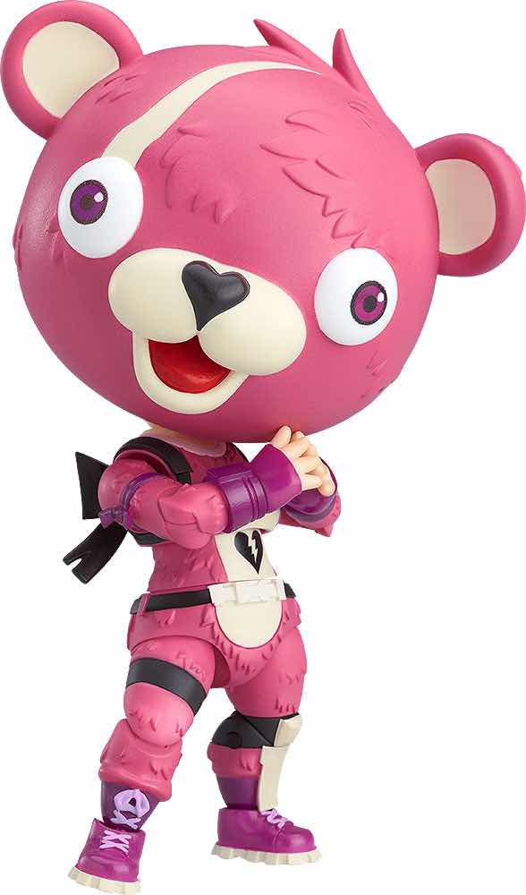 CUDDLE TEAM LEADER FIGURA 10 CM FORTNITE NENDOROID