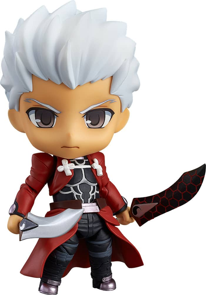 ARCHER SUPERMOVABLE EDITION FIGURA 10 CM FATE/STAY NIGHT NENDOROID