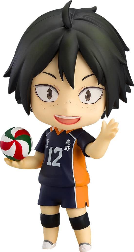 TADASHI YAMAGUCHI FIGURA 10 CM HAIKYU!! NENDOROID