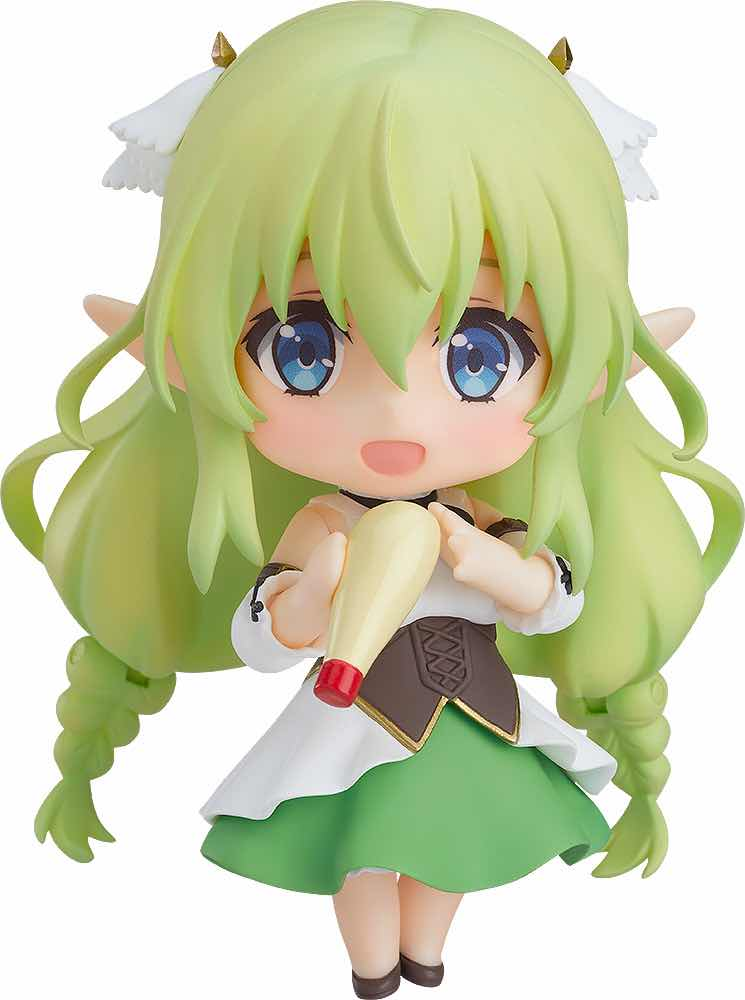 LYRULE (LILROO) FIG 10 CM HIGH SCH. PRODIGIES HAVE IT EASY EVEN IN ANOTHER WORLD NENDOROID