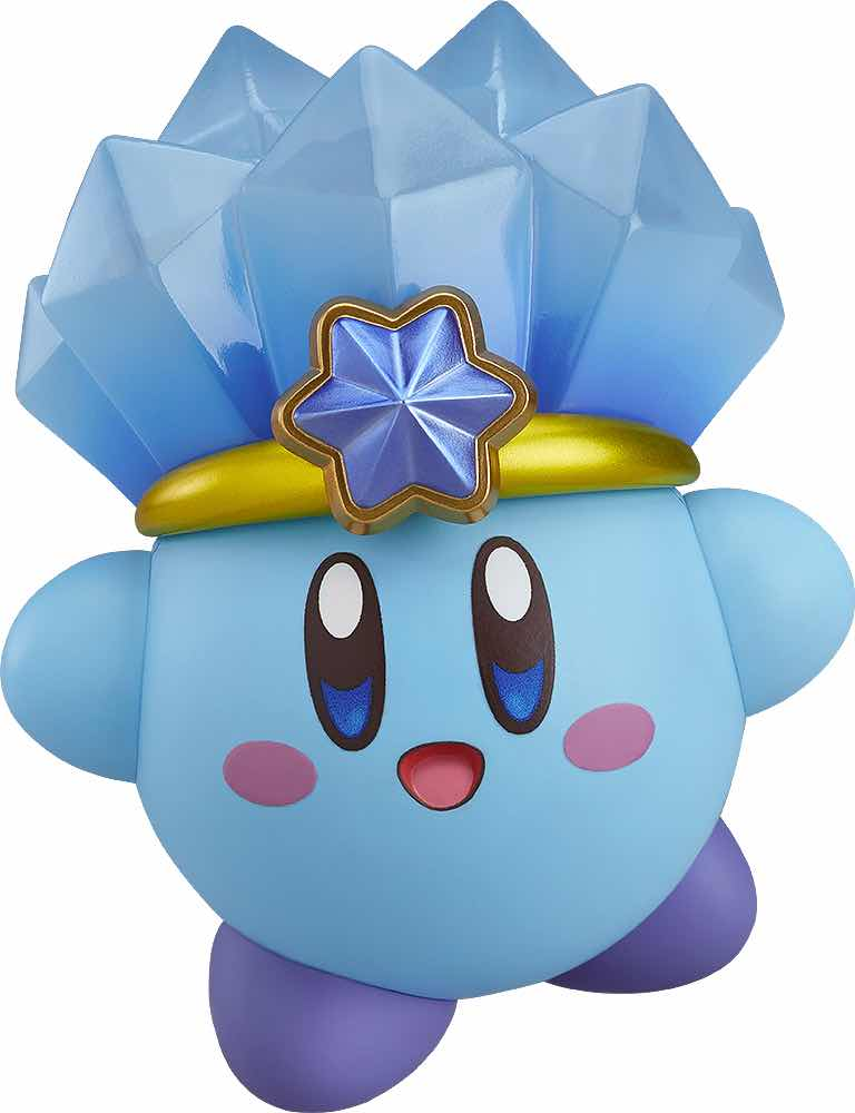 ICE KIRBY HIELO FIGURA 6 CM KIRBY NENDOROID (RE-ISSUE)