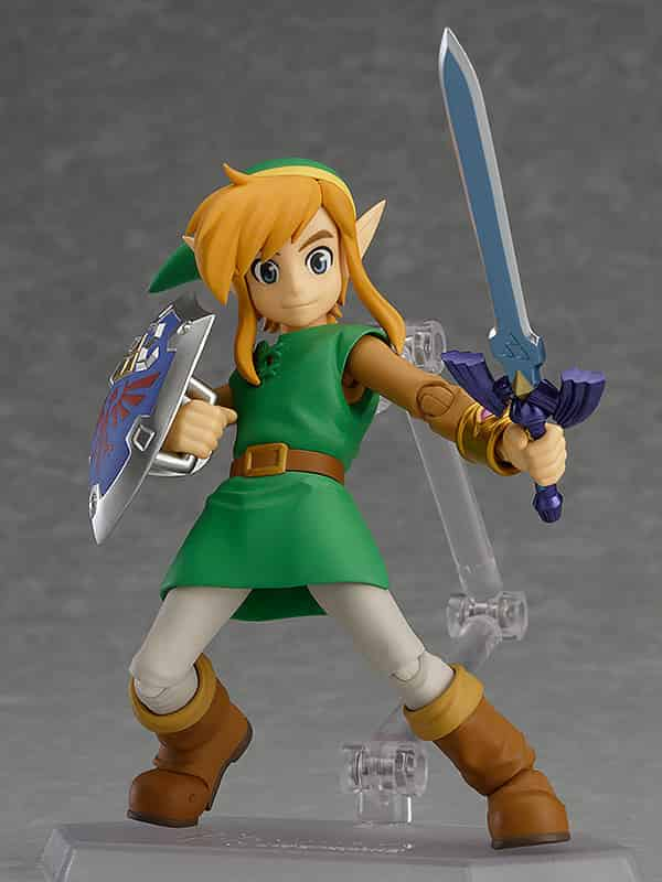 LINK BETWEEN WORLDS FIGURA 11 CM THE LEGEND OF ZELDA FIGMA