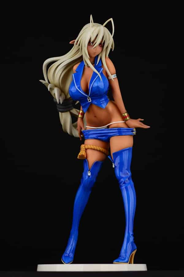 MURAMASA THE 3RD RACE QUEEN VER. BLUE FIGURA 28 CM FULL METAL DAEMON MURAMASA