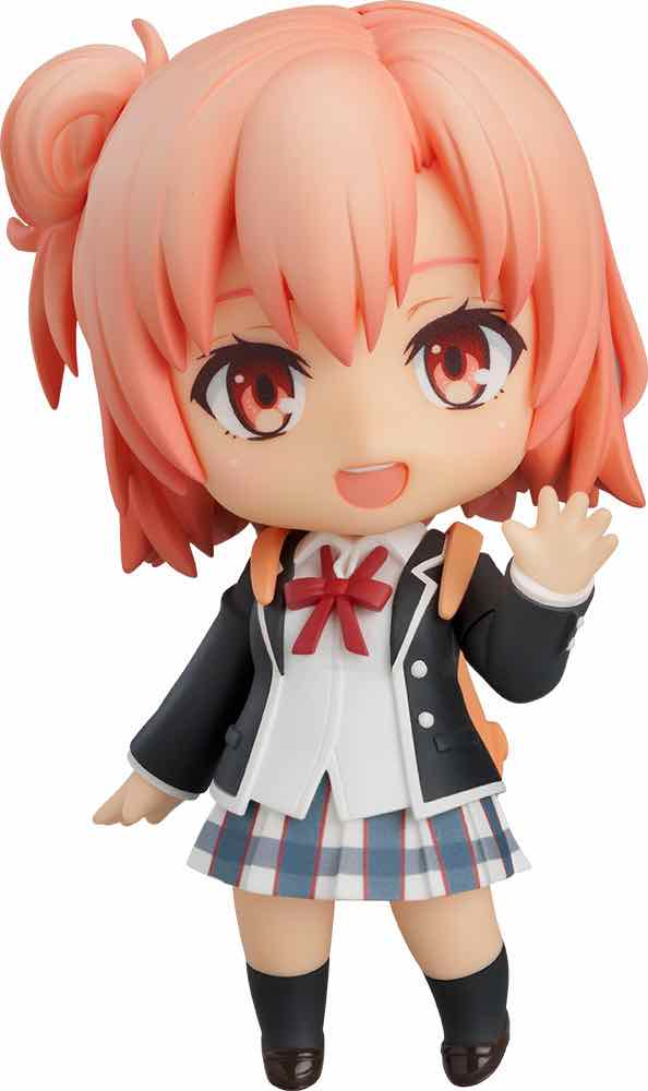 YUI YUIGAHAMA FIGURA 10 CM MY TEEN ROMANTIC CO...