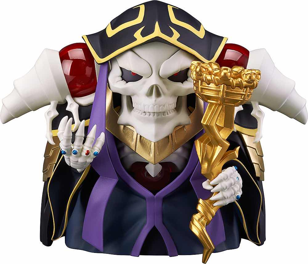 AINZ OOAL GOWN FIGURA 10 CM NENDOROID OVERLORD