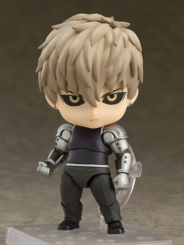 GENOS FIGURA 10 CM ONE PUNCH MAN SUPER MOVABLE EDITION NENDOROID