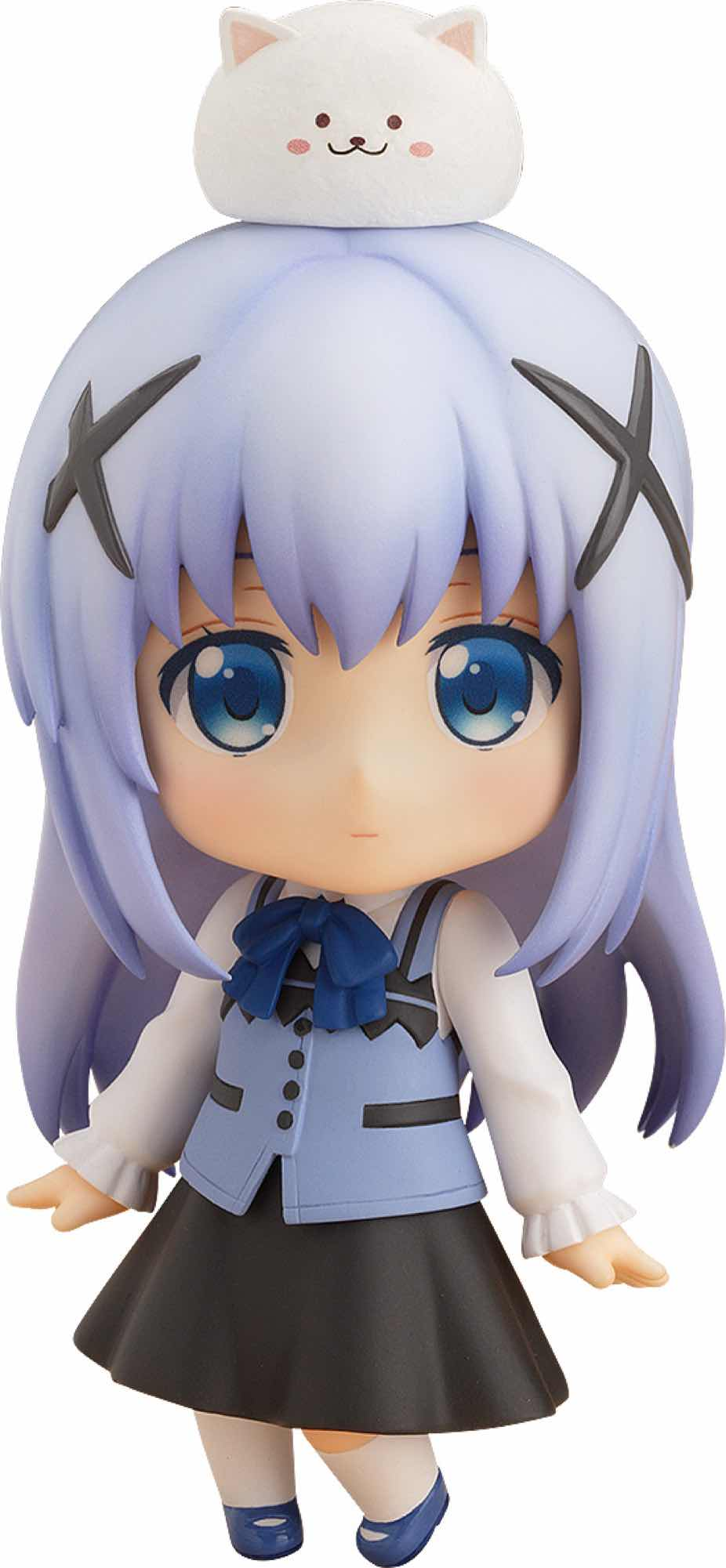 CHINO FIGURA 10 CM IS THE ORDER A RABBIT? NENDOROID