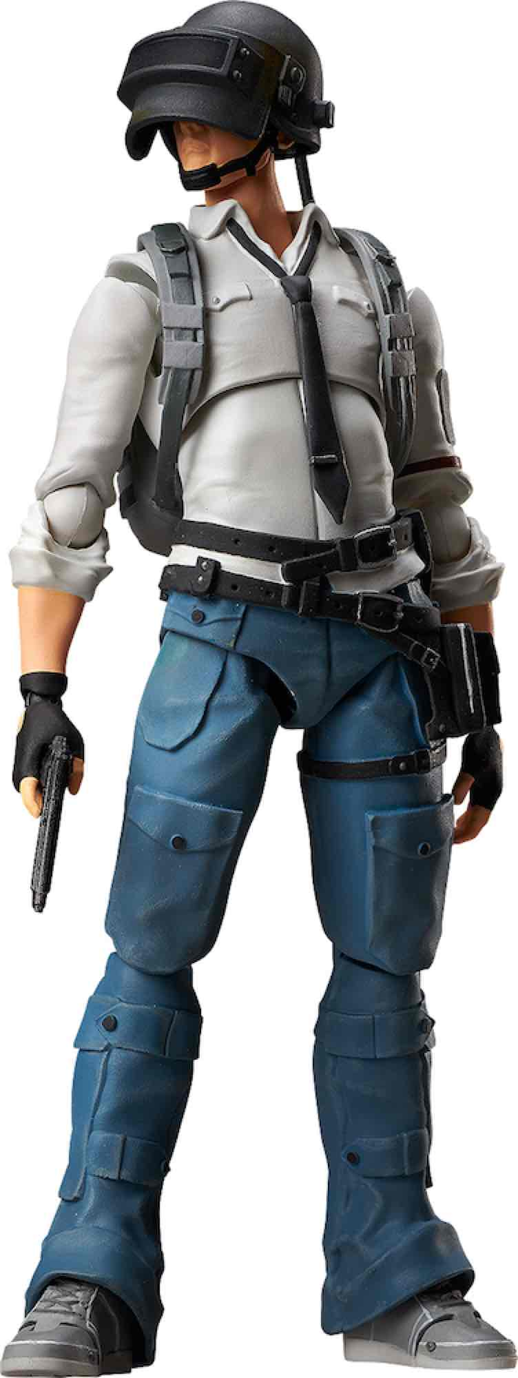 THE LONE SURVIVOR FIGURA 15 CM PLAYERUNKNOWNS BATTLEGROUNDS FIGMA