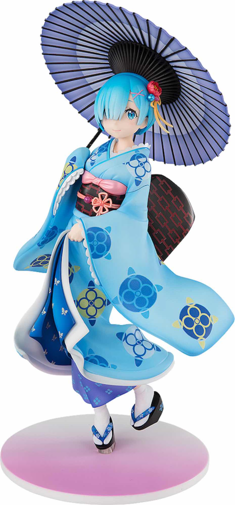 REM UKIYO-E VER. FIGURA 22 CM RE: ZERO STARTING LIFE IN ANOTHER WORLD 1/8 SCALE
