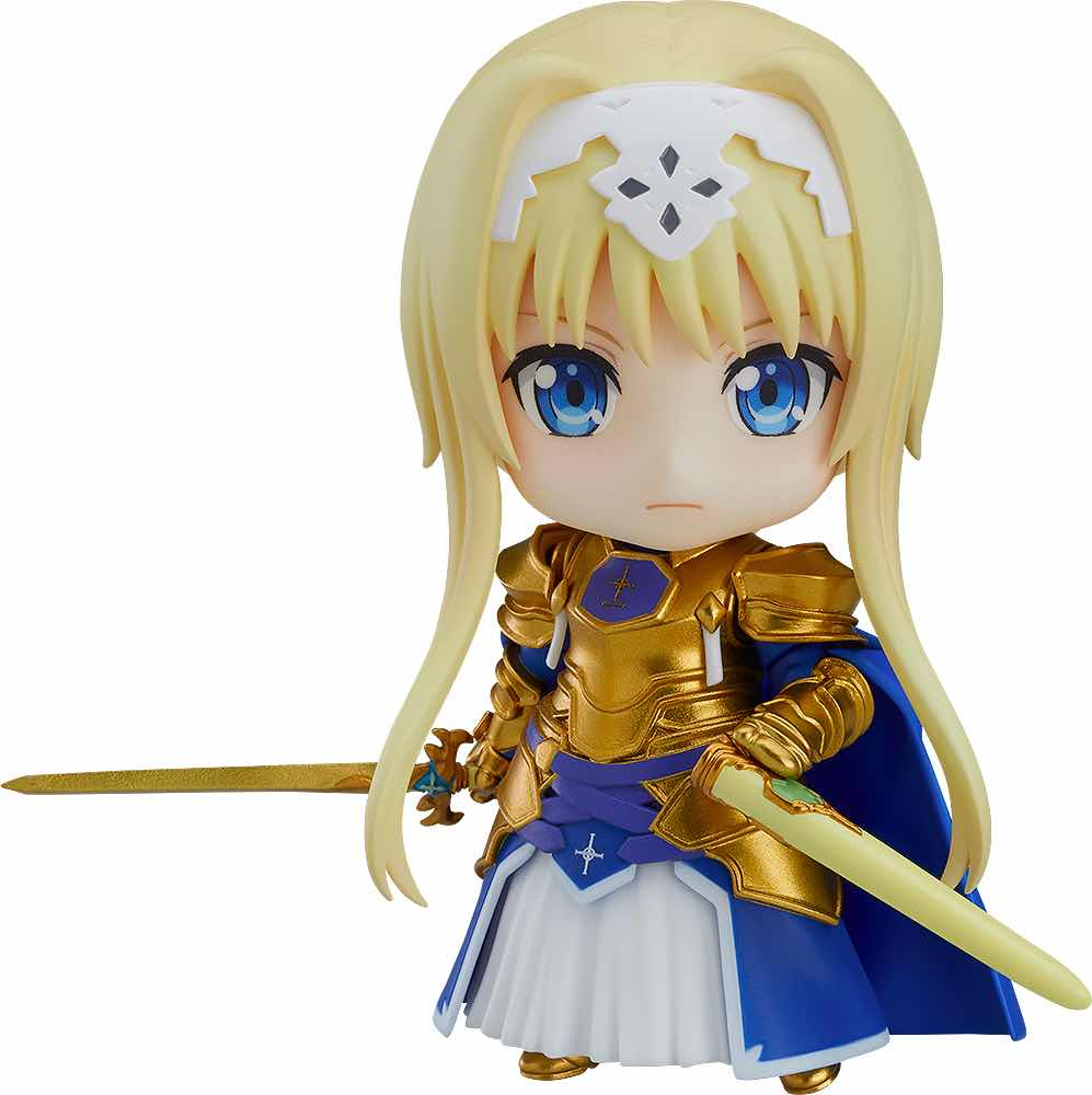 ALICE SYNTHESIS THIRTY FIGURA 10 CM SWORD ART ONLINE: ALICIZATION NENDOROID