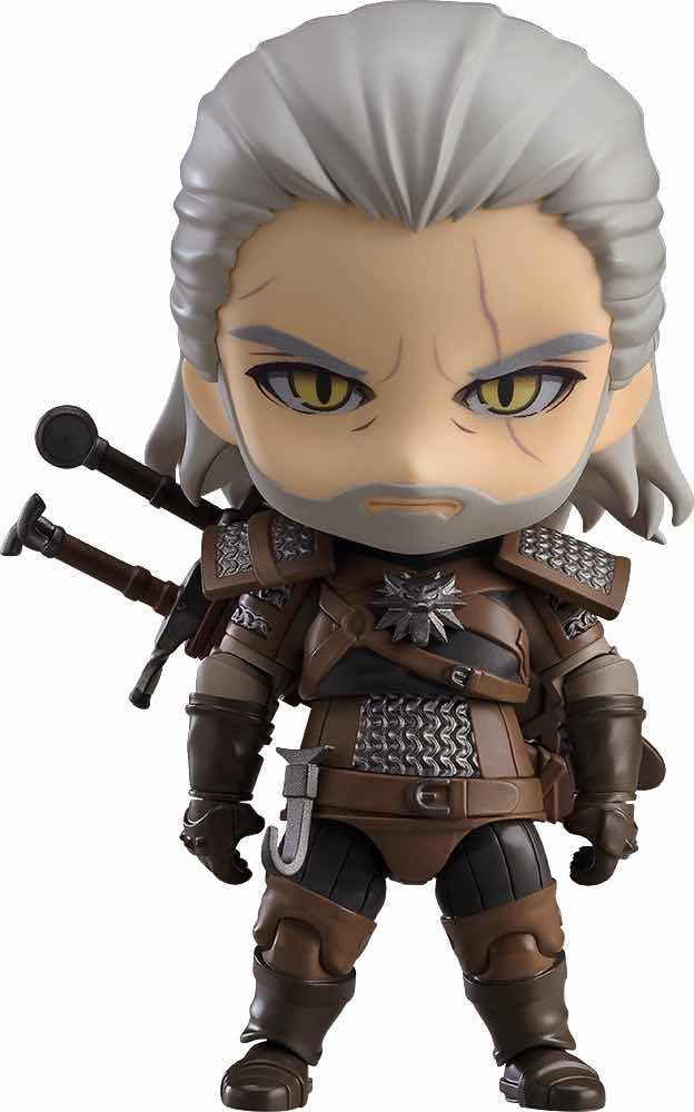 GERALT FIGURA 10 CM THE WITCHER 3: WILD HUNT NENDOROID