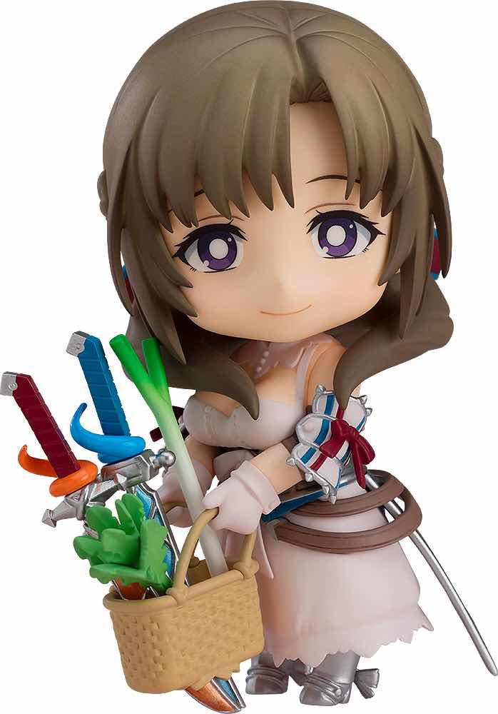 MAMAKO OSUKI FIG 10 CM DO YOU LOVE YOUR MOM AND HER TWO-HIT MULTI-TARGET ATTACKS NENDOROID
