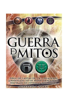 GUERRA DE MITOS: GRIEGOS Y AZTECAS