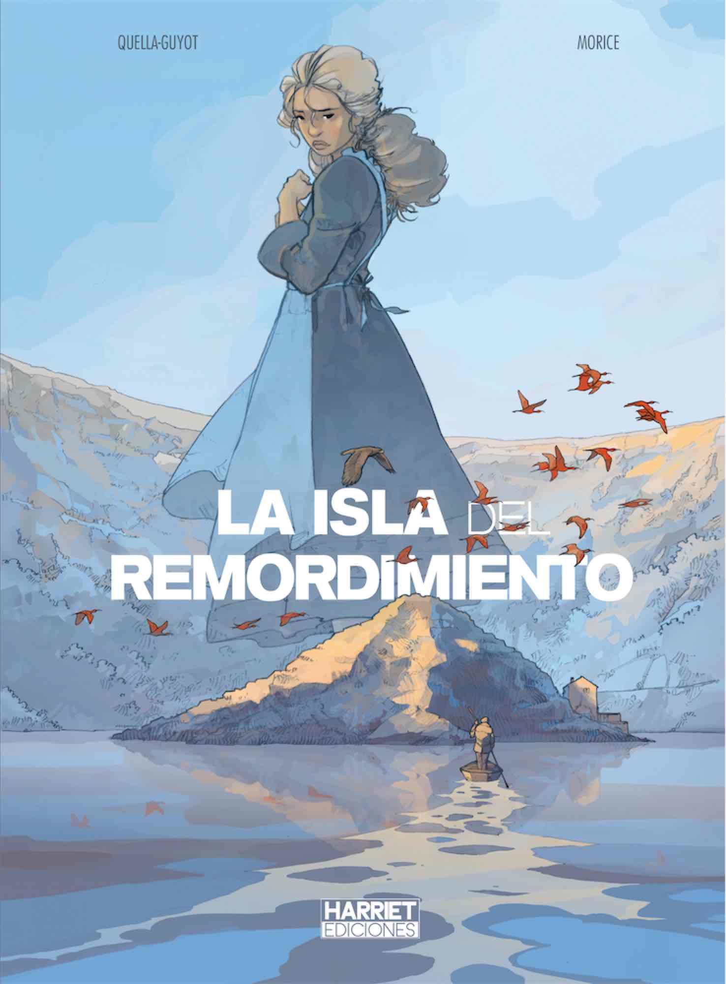 LA ISLA DEL REMORDIMIENTO