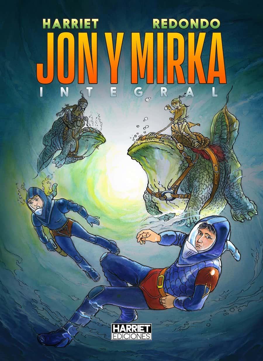 JON Y MIRKA