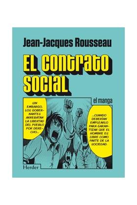 EL CONTRATO SOCIAL. EL MANGA