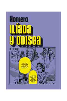 HOMERO ILIADA Y ODISEA
