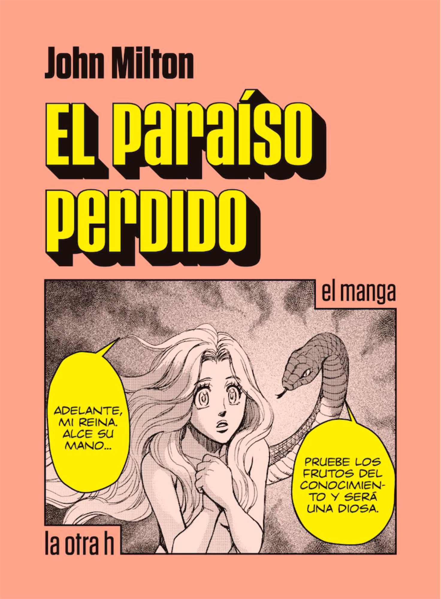 EL PARAISO PERDIDO  (EL MANGA)