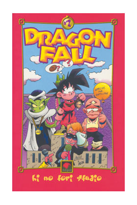 TOMO DRAGON FALL 02 (6 AL 10)