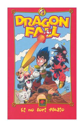 TOMO DRAGON FALL 03 (11 AL 15)