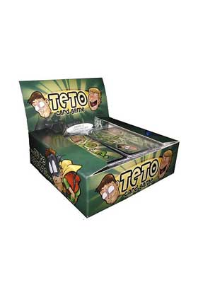 TETO CARD GAME SOBRES (48)