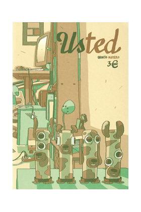 USTED 05 (FANZINE)