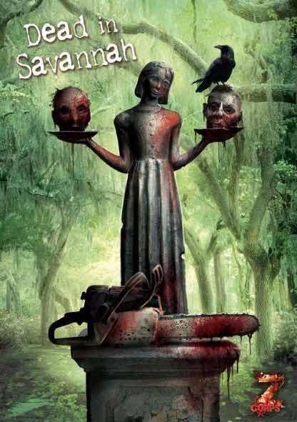 Z-CORPS: DEAD IN SAVANNAH