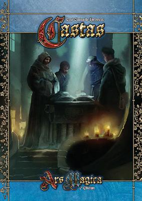 ARS MAGICA 5ª EDICION: CASTAS